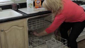 nettoyez votre lave vaisselle en profondeur en seulement 3 tapes faciles. Black Bedroom Furniture Sets. Home Design Ideas