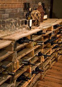 Fabriquer Rangement Bouteille De Vin Venus Et Judes