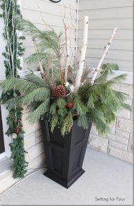 9 jolies décorations à faire soi même avec de vieilles branches d