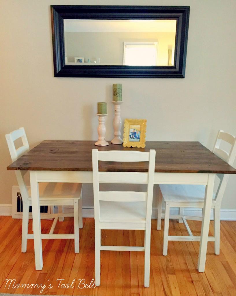 Recouvrir Porte De Cuisine relookez un vieux meuble ikea avec du bois de palettes! 10
