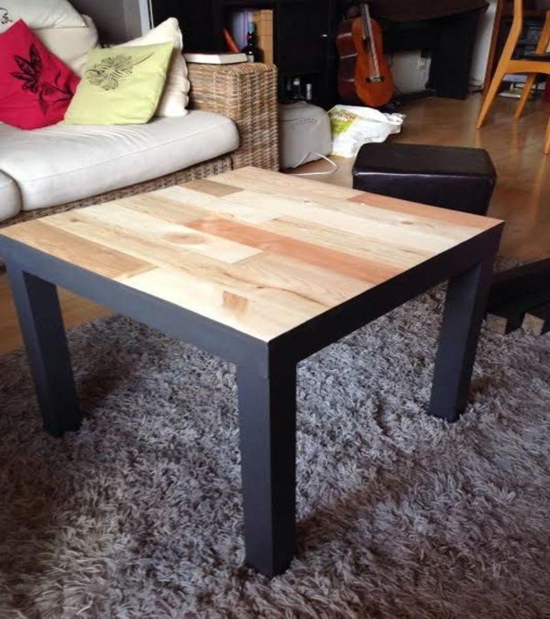 latest vous ne pouvez plus supporter la vue de votre table basse dans ce cas la solution est. Black Bedroom Furniture Sets. Home Design Ideas