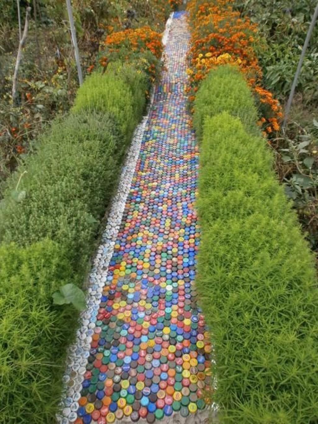 Allée De Jardin Originale Tout 10 Magnifiques Idées Pour Décorer Votre Jardin  De Façon Originale