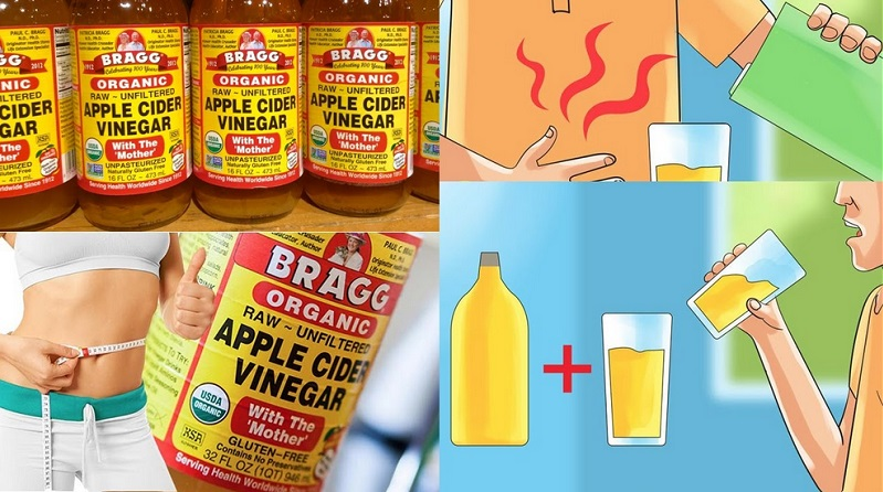 Boire du vinaigre de cidre avant de vous mettre au lit va