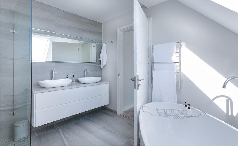 comment laver votre salle de bain en profondeur et la conserver propre plus longtemps. Black Bedroom Furniture Sets. Home Design Ideas