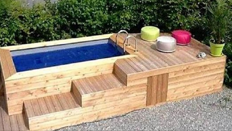 12 superbes inspirations pour r cup rer votre bois de palette. Black Bedroom Furniture Sets. Home Design Ideas