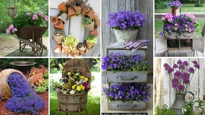 8 magnifiques façons de réaliser des bouquets de fleurs pour ...