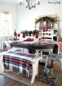18 Idées Déco Pour Une Superbe Table De Noël Facile Et