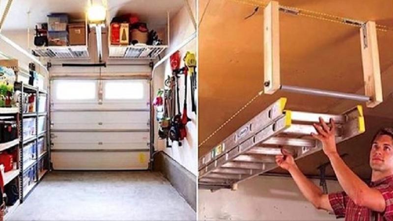 18 Astuces De Rangement Pour Un Garage Toujours Bien Organise